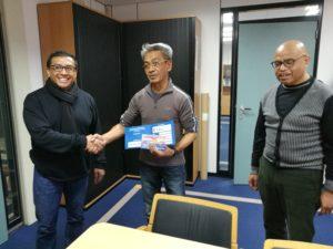 Trekking Loterij Actie GIM 2017