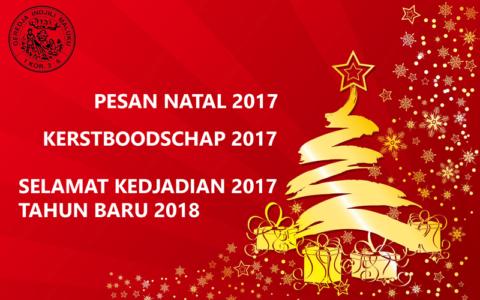 Pesan Natal 2017