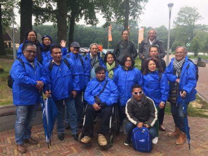 Teambuilding Clasis Timur 2017