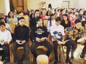 Jongerenactiviteit Tunas Muda Huizen