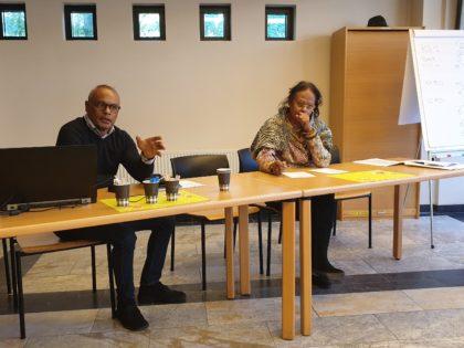 Workshop Boekhouding Classis Timur