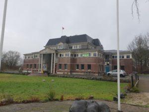 Dagje uit MAGIM Djemaat Amsterdam in MKC gebouw