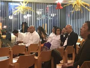 Perajaan Natal Classis Selatan 7 december 2019 di Gennep