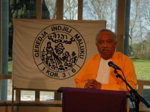 Paasboodschap GIM 2020 – Voorzitter Ds. O. Matulessy