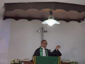 Live uitzending eredienst Hemelvaartsdag 21-05-2020 Voorganger Pdt. A. Matahelamual