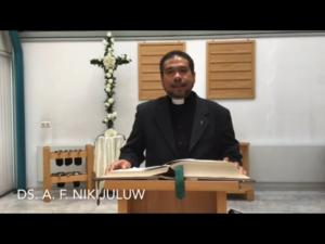 Uitzending eredienst 21-06-2020 GIM & NGPMB Voorganger Pdt. A.F. Nikijuluw