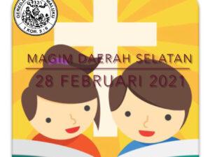 MAGIM tjabang Venray Daerah Selatan 28-20-2021 djam 10.00