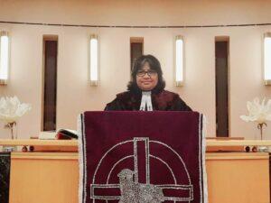 Ibadah minggu Rayon Twente 21-02-2021 djam 10.00 Pdt Nj. L. Kuhurima