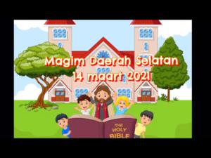 MAGIM Daerah Selatan Tjabang Tilburg 14 maart 2021