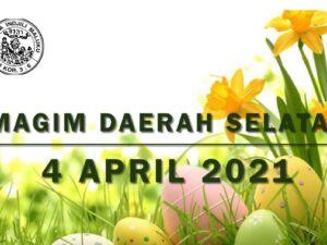 Online Zondagschoolvereniging MAGIM  gemeente Gennep o.l.v. Sdr Zeth Wattimena viert Pasen 4 April 2021 vanaf 10.00 uur.
